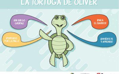 """El Juego """"La tortuga de Oliver"""" de La PACo"""