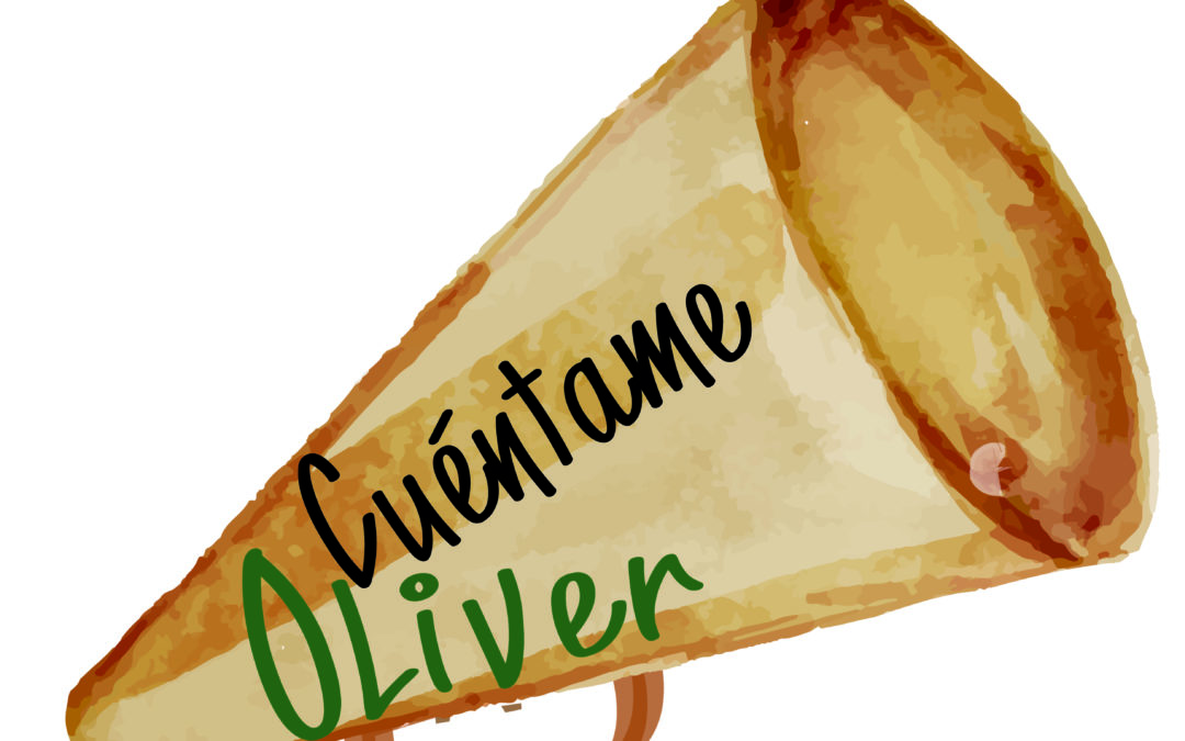 """Proyecto """"Cuéntame Oliver. Escuela de Ciudadanía viva"""""""