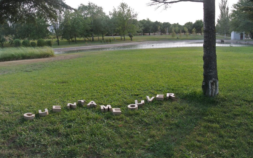 """""""Cuéntame"""" en el Parque Oliver"""