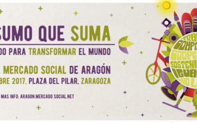 VIII Feria del Mercado Social de Aragón