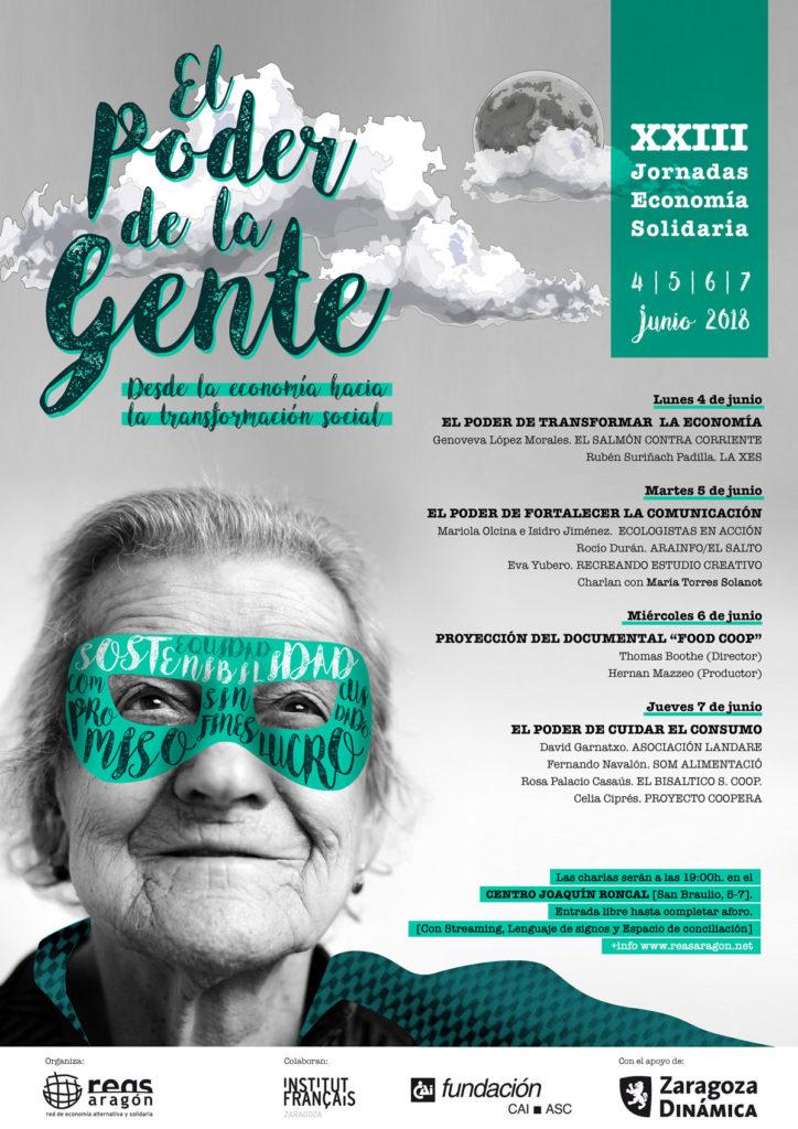 XXIII Jornadas de Economía Solidaria - REAS Aragón