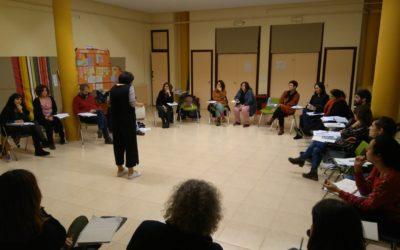 """Curso """"Gestión de conflictos y promoción de la convivencia en comunidades y organizaciones"""""""