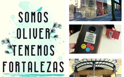 La red de fortalezas de Oliver visible en el barrio y toda Zaragoza