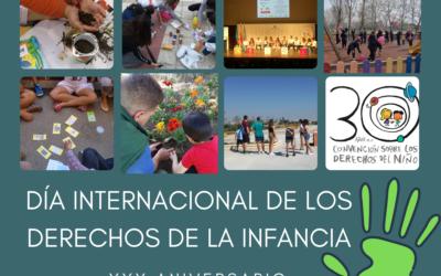 20 de noviembre: Día Internacional de los Derechos de la Infancia