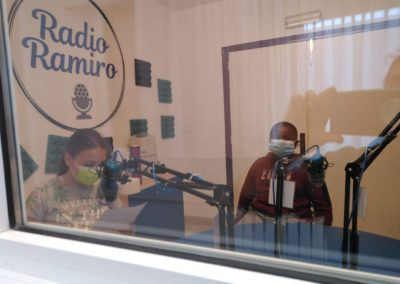Radio Comunitaria e Intercultural: Oliver, un lugar donde quedarse